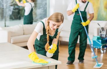 Dịch vụ vệ sinh định kỳ Happy Home   Dịch vụ chất lượng số 1 Đà Nẵng