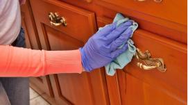 Hướng dẫn vệ sinh nội thất đồ gỗ trong gia đình hiệu quả