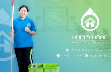 Dịch vụ vệ sinh tòa nhà, vệ sinh văn phòng tại Đà Nẵng giá rẻ